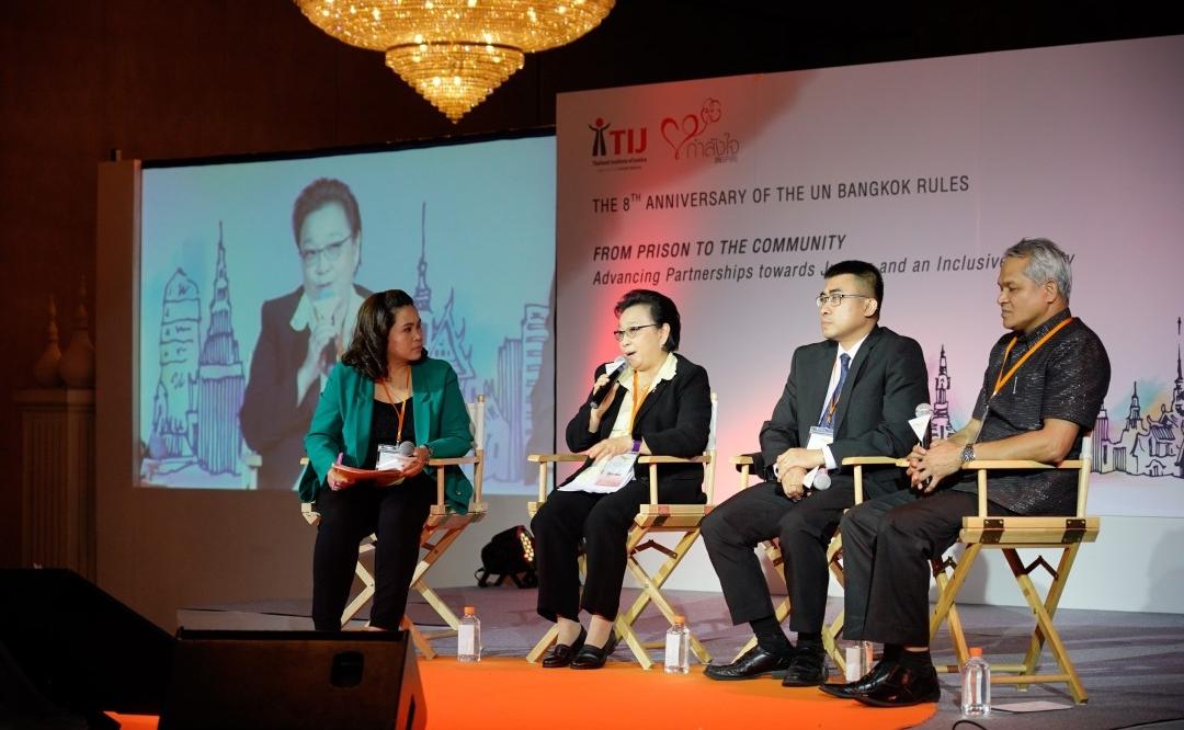 ทางออกที่ไม่ใช่คุก : อนาคตของการใช้มาตรการที่มิใช่การคุมขังในประเทศไทย
