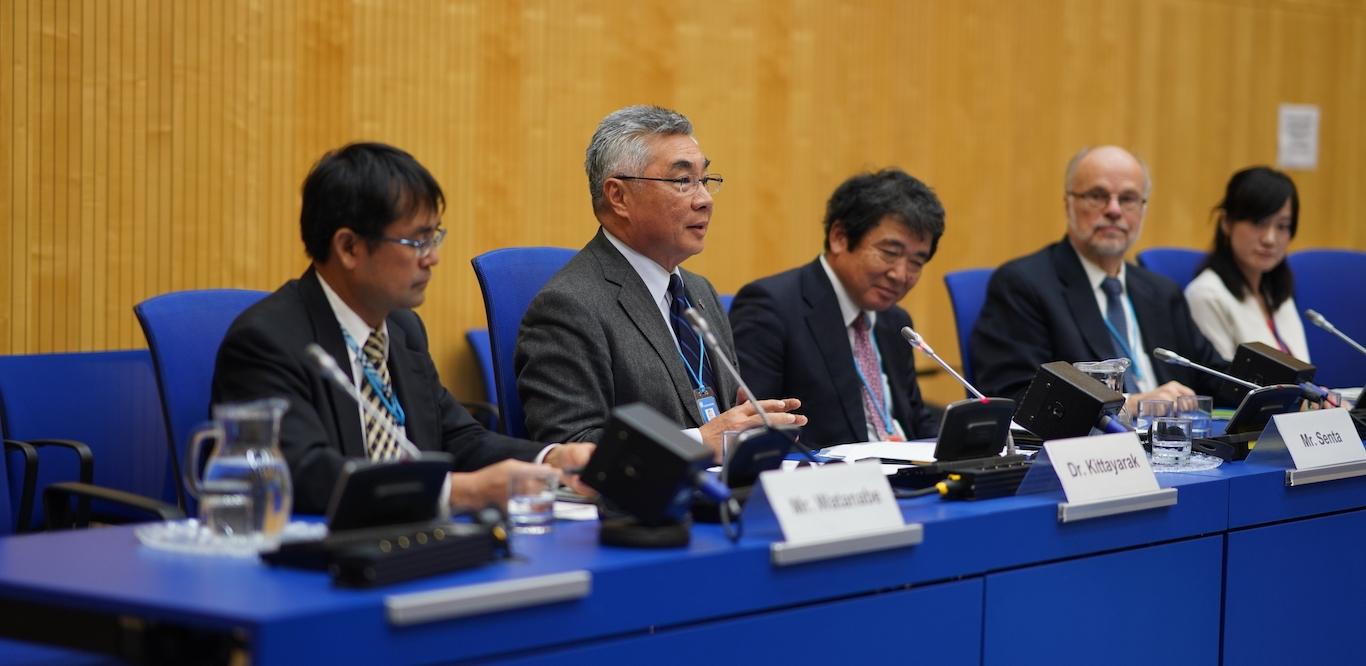 UN Crime Commission Backs Thai Resolution on Sustainable Development